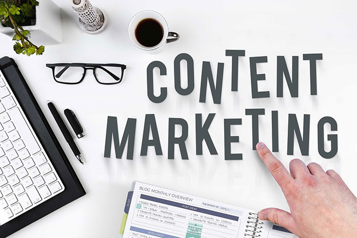5 form content marketingu